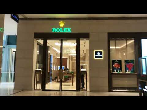 WRIST WATCH BOUTIQUES OF KL MALAYSIA – ROLEX FLAGSHIP BOUTIQUE