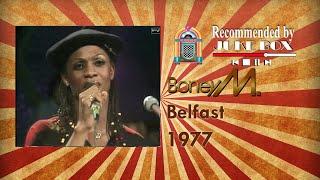 Boney M. Belfast 1977