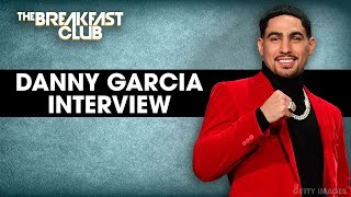 Danny Garcia Talks Strategy, Strength + Life In The Bubble Before Fight Against Errol Spence Jr.