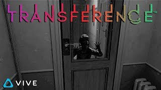 ELIJAH WOODS VR HORROR GAME - TRANSFERENCE VR GAMEPLAY