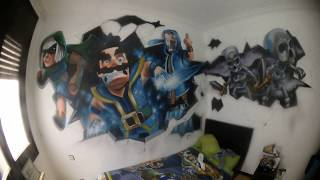 Graffiti de Clash Royale