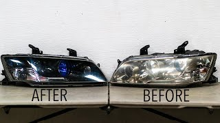 Building Insane Headlights!