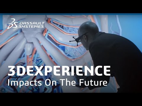 3DEXPERIENCE - Impacts on The Future