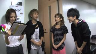 AAA『有沙と洸とブーデーの追いかけセブン』7月22日神戸公演②