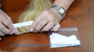 Thicken It Double-Sided Seamless Hair Extensions Tape