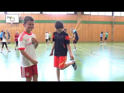 Skipping Hearts: Seilspringen in der Schule soll Kinder zu mehr Sport motivieren