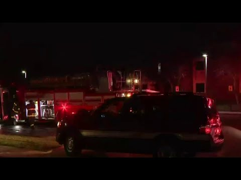 Grandsons rescue grandmother from burning aparment in Detroit