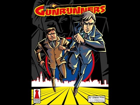 The Purge: # 968 Gunrunners: Spys, outlaws, and stealing packages...all day long