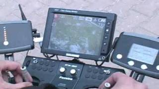 General-view.com Rescue Drohne beim IKAR-Kongress in Zermatt 2009