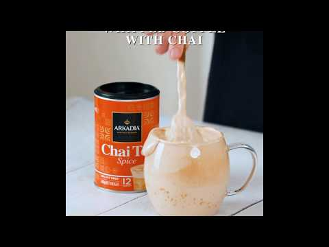 Whipped Arkadia Chai