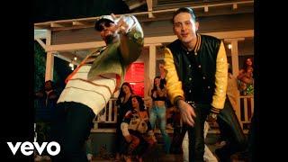 Kadr z teledysku Provide tekst piosenki G-Eazy ft. Chris Brown, Mark Morrison