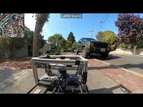 UC Berkeley: KI für Lieferbot-Navigation