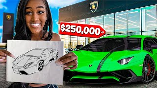 WHATEVER YOU DRAW I'LL BUY IT - CHALLENGE!!!😱
