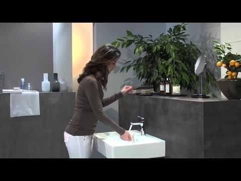 Смеситель для раковины Hansgrohe Talis E (71729000) с гигиеническим душем 2