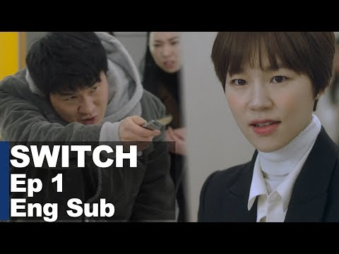 Han Ye Ri Overpowered The Man Holding the Knife [Switch Ep 1]