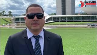 lançamento da Frente parlamentar em defesa dos serviços de ambulância do Brasil