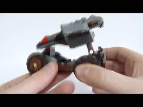 Vidéo LEGO Le Seigneur des Anneaux 9471 : L'armée Uruk-hai