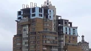 На будинку сина Януковича з
