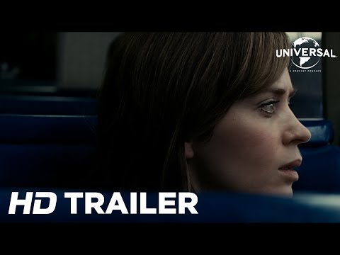 A Garota no Trem - Trailer 1