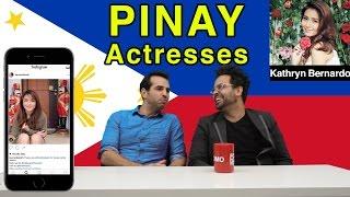 Like, DM, Unfollow: Pinay Celebrities