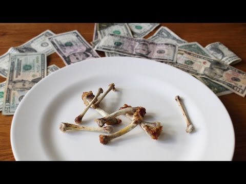 2015 Super Bowl Prediction Using Chicken Wing Bones!