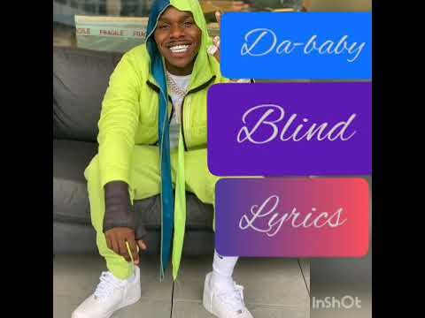 DA -BABY BLIND €€ lyrics €€