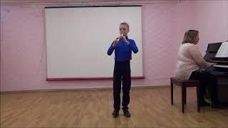 Конкурс им. М.М. Борисова, Шнайдер Марк, 8 лет, БМБУ ДО ДШИ п. Монетного