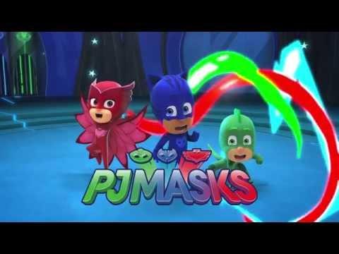 Video trailer för PJ Masks - Trailer