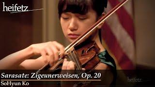 HeifetzPEG 2018 | SoHyun Ko, 12: Sarasate: Zigeunerweisen, Op. 20