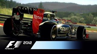 Igra F1 2012 PS3