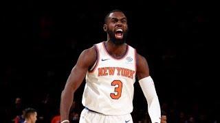 The New York Knicks Go On A 28-0 Run In The 3rd Quarter   November 22, 2017