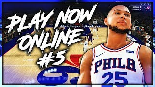 NBA 2k19 Play Now - NEW LOOK 76ERS!