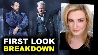 The Crimes of Grindelwald FIRST LOOK Reaction