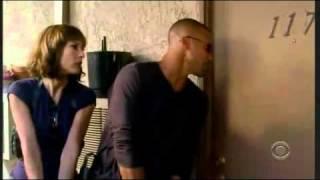 Criminal Minds 2x04 - Morgan very own key