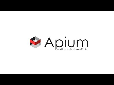 Everything you need to know about Apium. Who we are, what we do and what our goals are. Video was taken at the Formnext 2016 in Frankfurt, Germany.