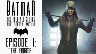 Batman The Enemy Within | Alt6 Agents Die - Don't Answer Riddles - Anchor Punch