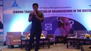Ab Kya Misaal Doon by $K in Corporate Show - YouTube