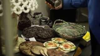 preview picture of video 'Niezwykłe pomysły na zwykłe przedmioty - Ośrodek Kultury w Brzeszczach'