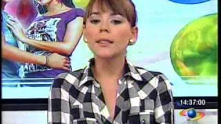 Carolina Gaitan aclara la muerte de su hermano .