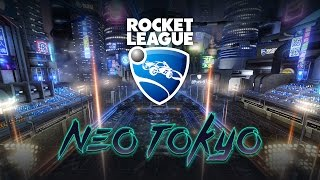 Neo Tokyo arena