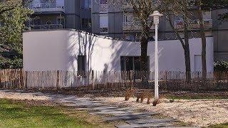 UnivNantes, YHNOVA - une maison construite par un robot imprimante 3D à Nantes