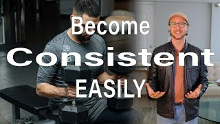 EASILY get addicted to the gym - Gym Consistency Hacks!