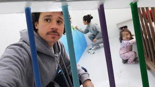 ¿Cómo es criar a un hijo ADENTRO de la cárcel? | Prisión de Mujeres