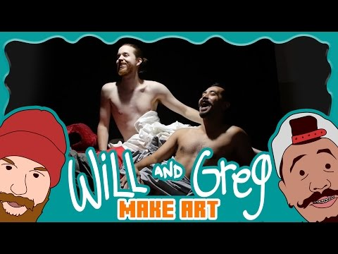 Will & Greg Show: Painting Classical Art (Ep. 2)