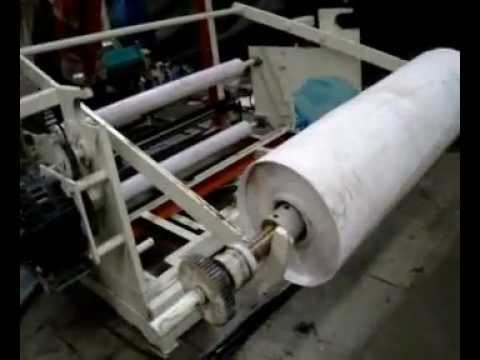 Flexogaphic Printing Machine