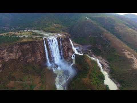 Luban effect: Waterfalls form after heavy rains across Dhofar