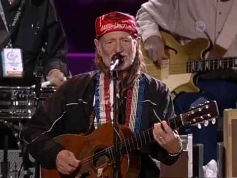 Willie Nelson - Whiskey River (Live at Farm Aid 2000)