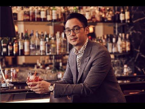 Longines bersama Jason Choong (Pengasas Bersama FlyCycle)