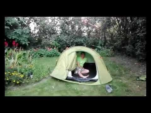 413cc62ad How to fold the QUECHUA 2 SECONDS EASY 3 tent (from decathlon) - TOURISM