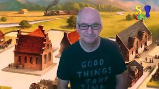 Interview über MY CITY mit Kosmos-Redakteur Wolfgang Lüdtke (Nominiert SPIEL DES JAHRES 2020)